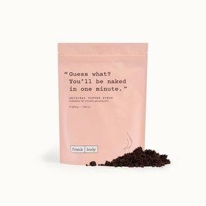 Frank Body Original Coffee Scrub NIB